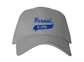 Vernal Middle School Embroidered Baseball Caps