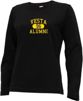 Vesta Elementary School Long Sleeve Shirts