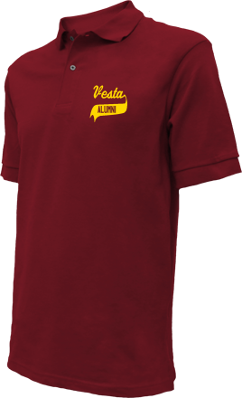 Vesta Elementary School Embroidered Polo Shirts