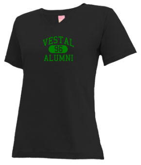 Vestal High School V-neck Shirts