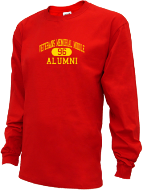 Veterans Memorial Middle School Long Sleeve Shirts