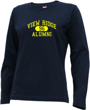 View Ridge Middle School Long Sleeve Shirts