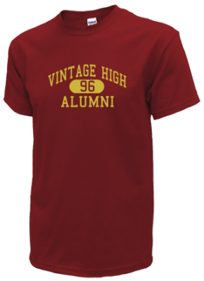 Vintage High School T-Shirts