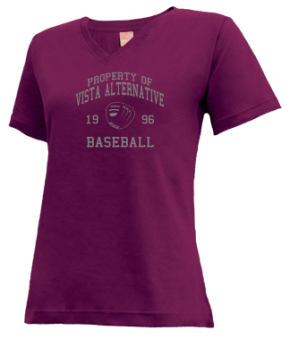 Vista Alternative High School V-neck Shirts