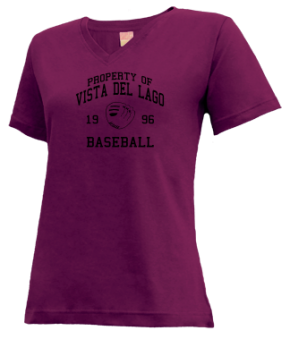 Vista Del Lago High School V-neck Shirts