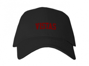 Vistas High School Kid Embroidered Baseball Caps