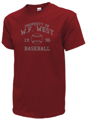 W.f. West High School T-Shirts