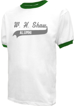 W. H. Shaw High School Ringer T's