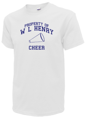 W L Henry Elementary School T-Shirts