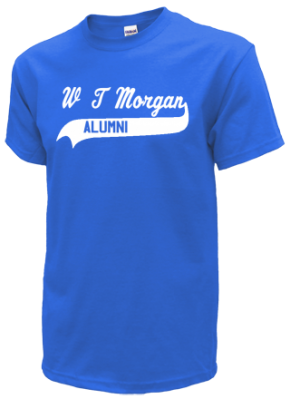 W T Morgan Elementary School T-Shirts