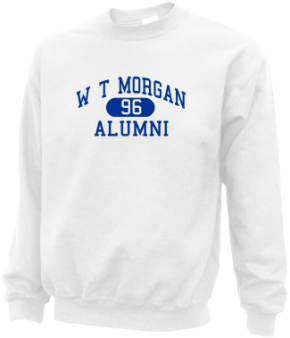 W T Morgan Elementary School Sweatshirts