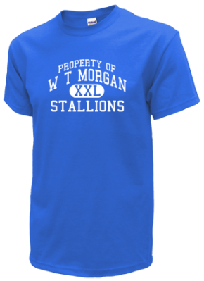 W T Morgan Elementary School Kid T-Shirts
