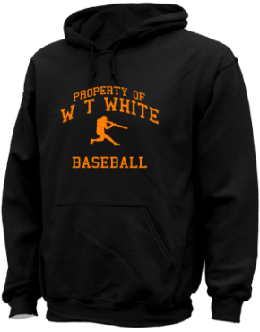 W T White High School Hoodies