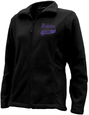 Wabeno High School Embroidered Fleece Jackets