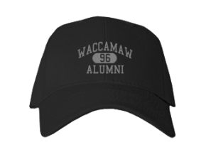 Waccamaw Middle School Embroidered Baseball Caps