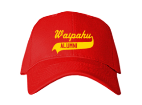 Waipahu Intermediate School Embroidered Baseball Caps