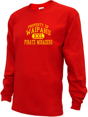 Waipahu Intermediate School Kid Long Sleeve Shirts