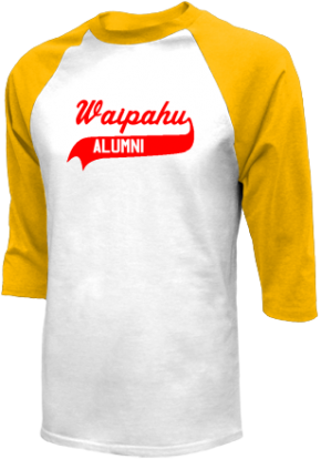 Waipahu Intermediate School Raglan Shirts