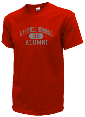 Wakefield Memorial High School T-Shirts