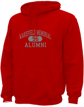 Wakefield Memorial High School Hoodies