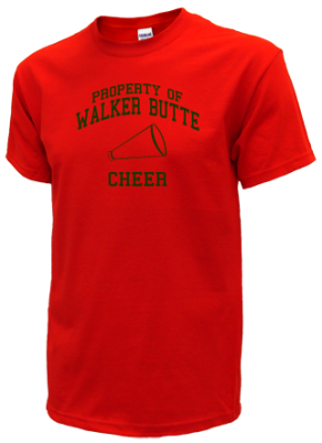 Walker Butte Elementary School T-Shirts
