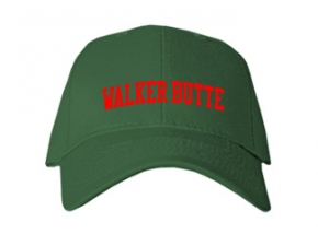 Walker Butte Elementary School Kid Embroidered Baseball Caps