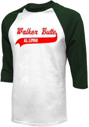 Walker Butte Elementary School Raglan Shirts