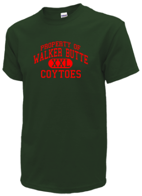 Walker Butte Elementary School Kid T-Shirts