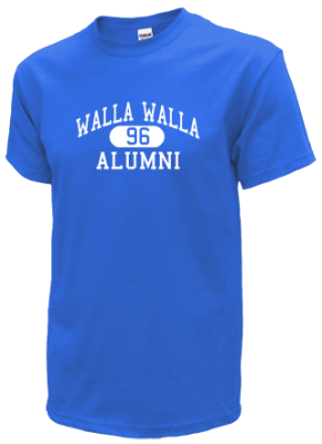 Walla Walla High School T-Shirts
