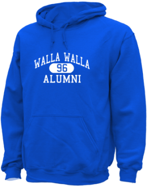 Walla Walla High School Hoodies