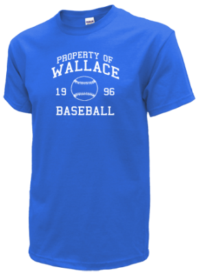 Wallace High School T-Shirts