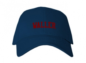 Waller High School Kid Embroidered Baseball Caps