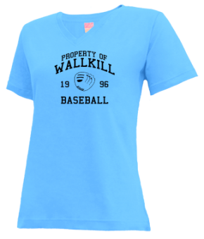 Wallkill High School V-neck Shirts