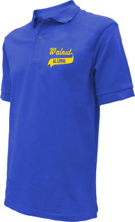 Walnut Elementary School Embroidered Polo Shirts