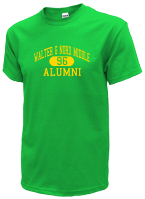 Walter G Nord Middle School T-Shirts