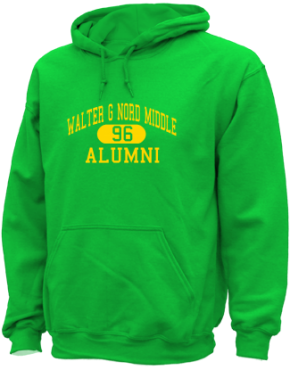 Walter G Nord Middle School Hoodies