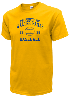 Walter Panas High School T-Shirts