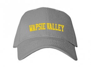 Wapsie Valley High School Kid Embroidered Baseball Caps