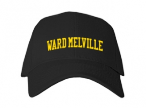 Ward Melville High School Kid Embroidered Baseball Caps