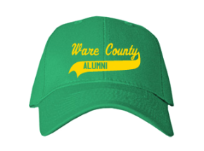 Ware County Middle School Embroidered Baseball Caps