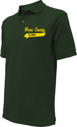 Ware County Middle School Embroidered Polo Shirts