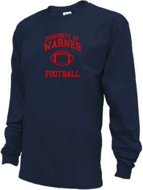 Warner Elementary School Kid Long Sleeve Shirts