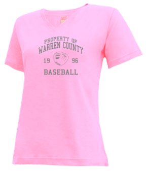 Warren County High School V-neck Shirts