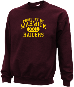 Warwick High School Sweatshirts