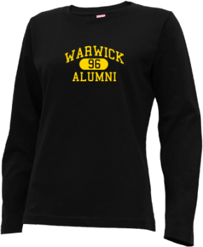 Warwick High School Long Sleeve Shirts