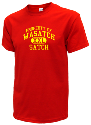 Wasatch Elementary School T-Shirts