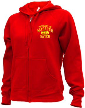 Wasatch Elementary School Zip-up Hoodies