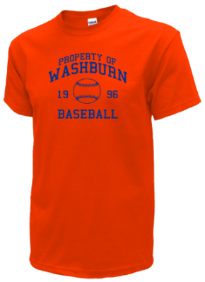 Washburn High School T-Shirts