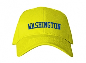 Washington Elementary School Kid Embroidered Baseball Caps