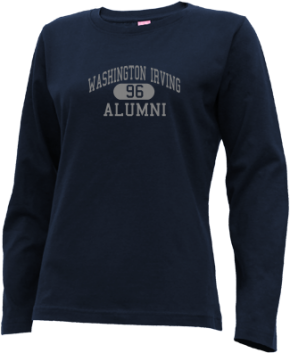 Washington Irving Elementary School Long Sleeve Shirts